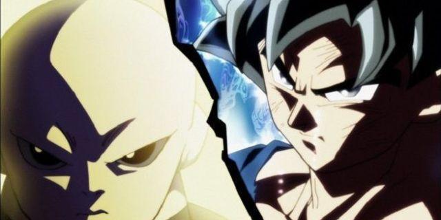 Dragon Ball Super Goku Jiren