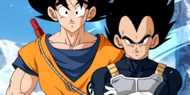 Dragon Ball Super Movie Fan Art Goku and Vegeta by Blastrider DeviantART