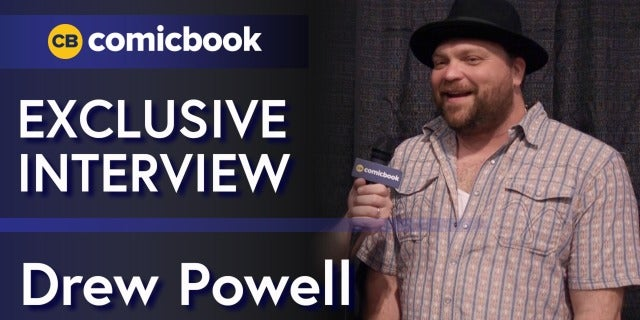 Drew Powell Talks 'Gotham' screen capture