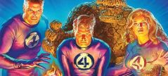 'Fantastic Four': First Look at Alex Ross, Artgerm Variants