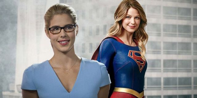 felicity smoak supergirl