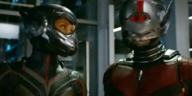 First Ant-Man and the Wasp TV Spot