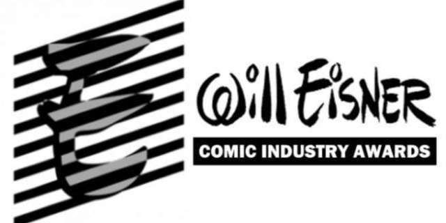 Fixing The Eisners - Cover Eisner Awards