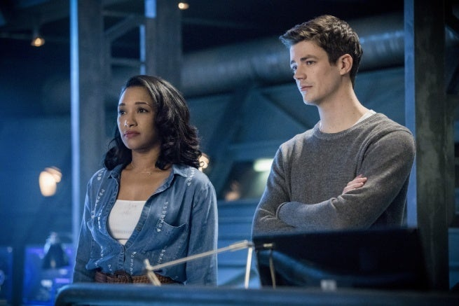Watch The Flash season 4, episode 20 Therefore She Is
