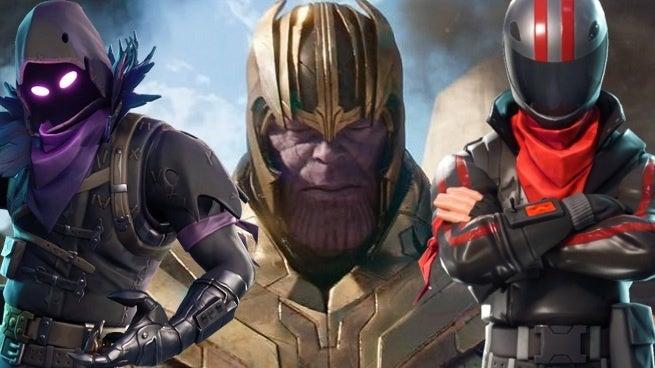 Fortnite Infinity War Teaser Trailer Revealed