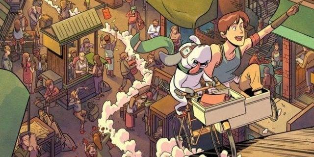 Food Comics - Image Comics Future