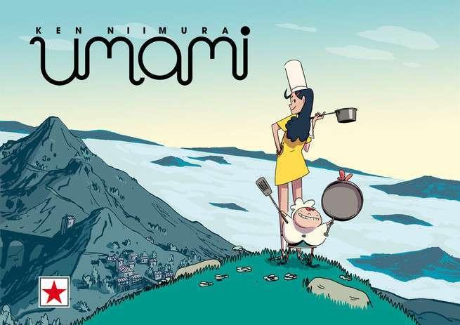 Food Comics - Umami