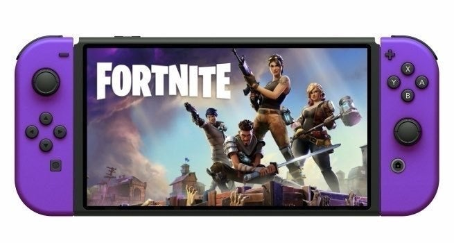 Fortnite might be coming to the Nintendo Switch