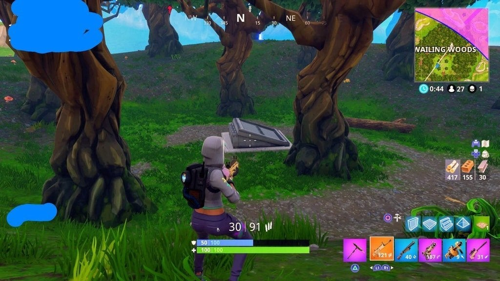 Thanos Lands in Fortnite, Gets Nerfed Immediately