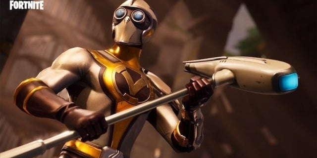 fortnite silver dude