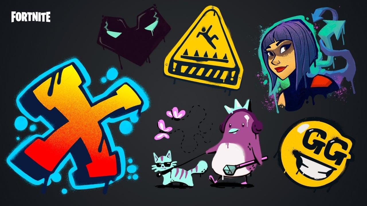 Games Graffiti Spray Paint