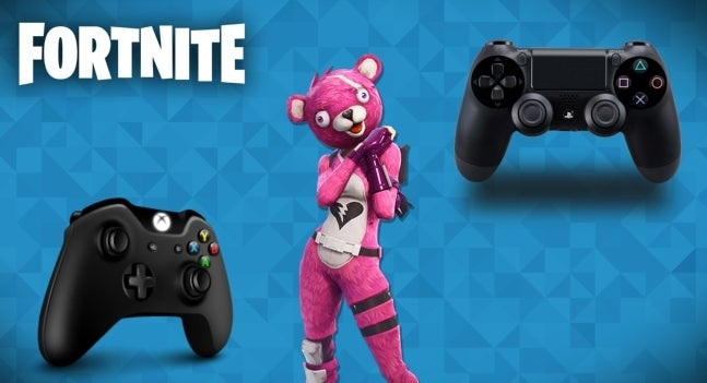 Fortnite Overhauls Controller Support Building Improvements