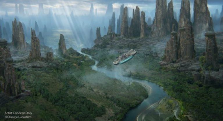 Disney reveals more details about Star Wars: Galaxy's Edge