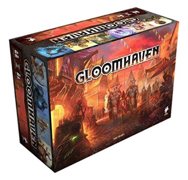 There's Dungeons Dragons, and Then There's Gloomhaven