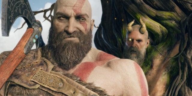 god of war photoooooooos