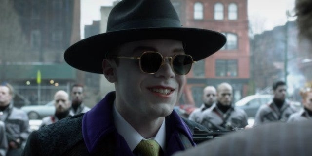 gotham jeremiah joker smile