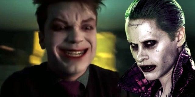 Gotham Joker Cameron Monaghan Jared Leto ComicBookcom