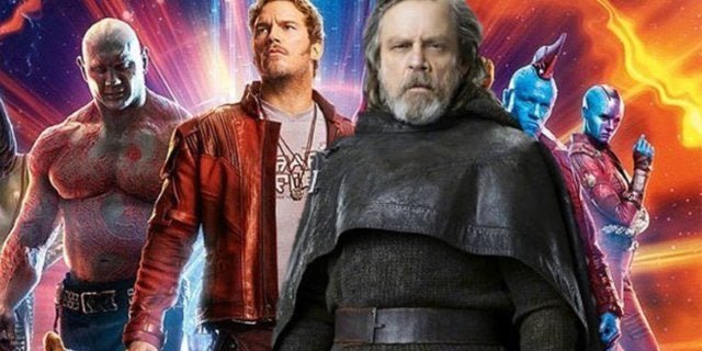 Guardians of the Galaxy Mark Hamill
