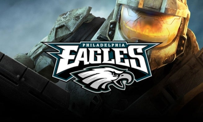 Eagles Lineman Singing the Halo Theme Song Is Beyond Impressive