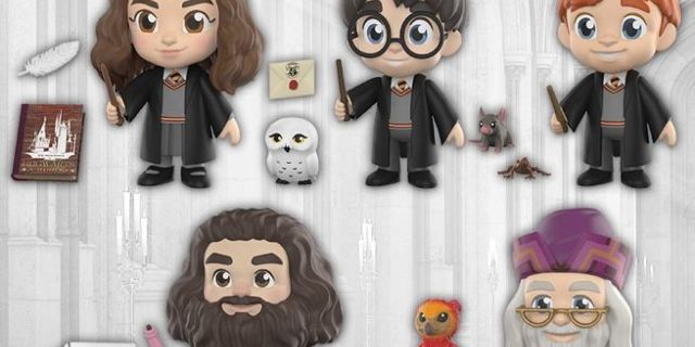 Funko Launches the Realistic 5 Star Premium Pop Figure Line With 'Harry Potter'