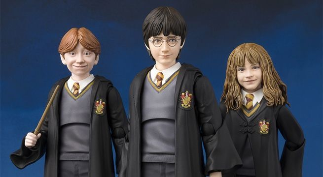 bandai conjures up harry potter and the sorcerer s stone s h