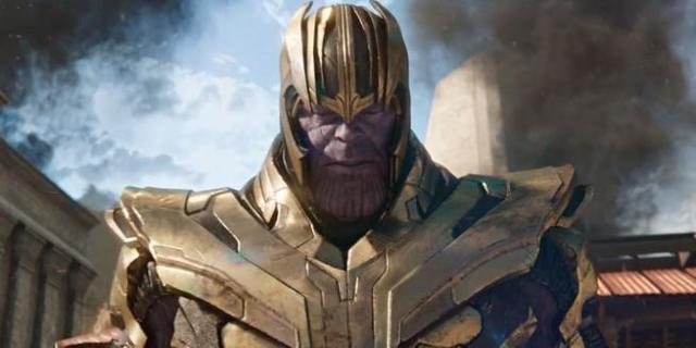 Heart of the MCU - Thanos Evil