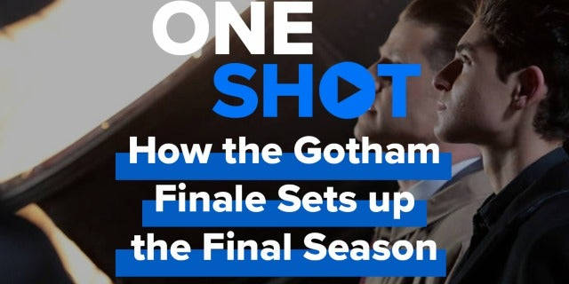 How the Gotham Finale Sets up the Final Season screen capture