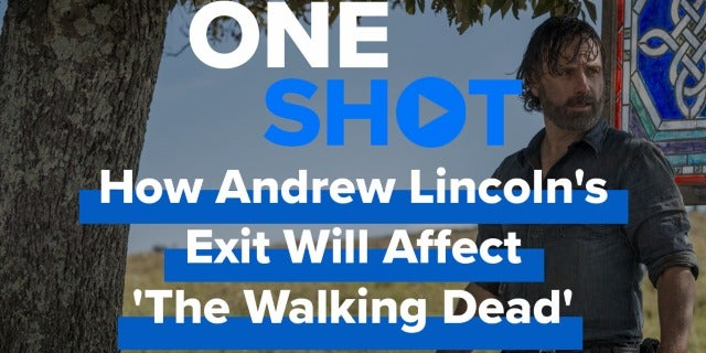 How Will Andrew Lincoln's Exit Affect 'The Walking Dead' screen capture