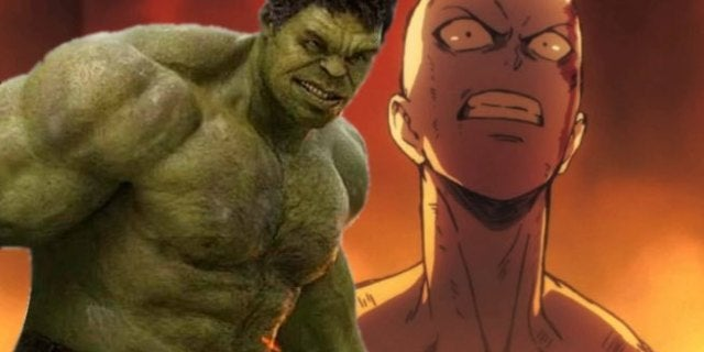 hulk one punch man