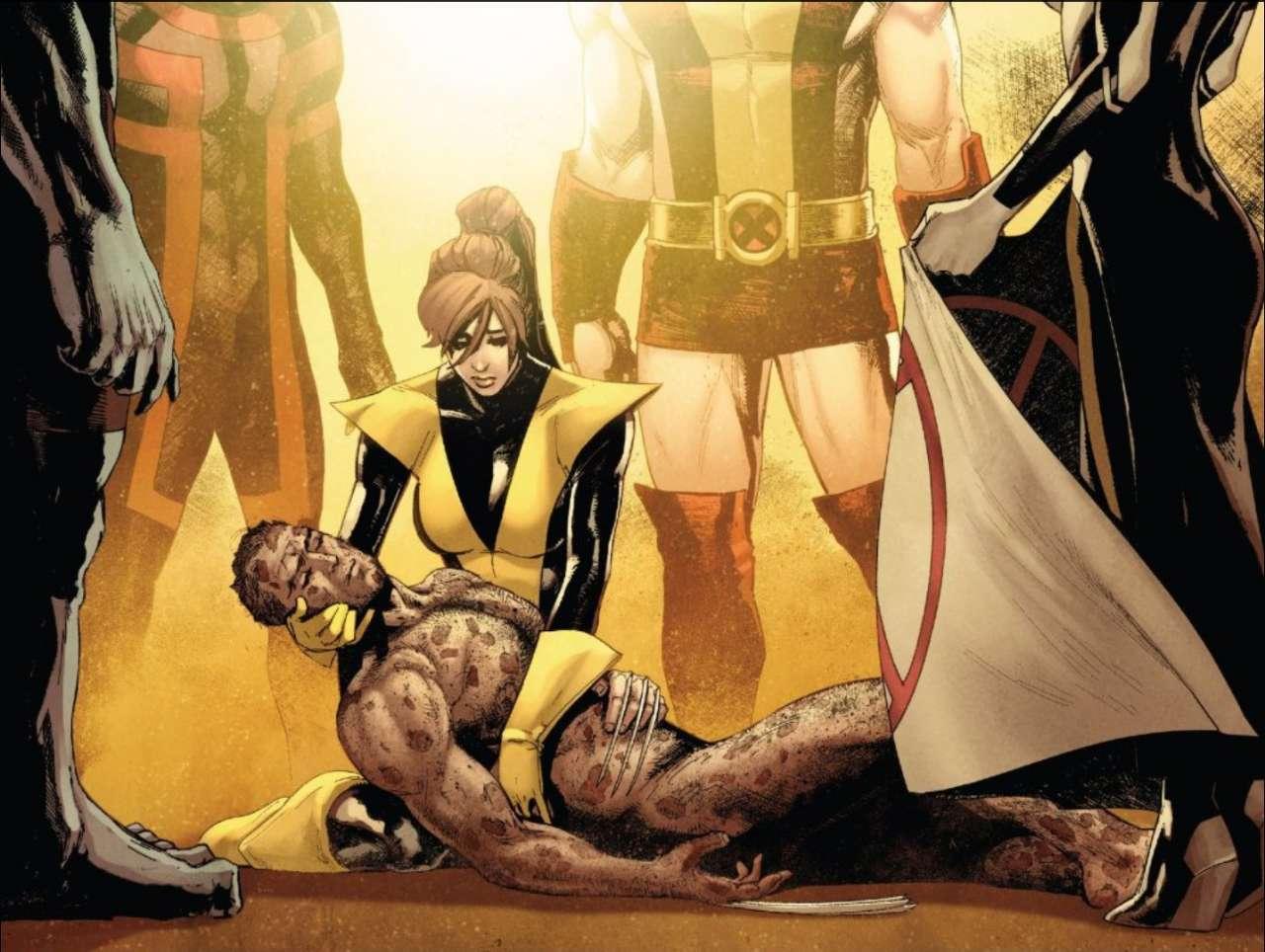 Marvel revela lo que sucedió con el cuerpo de Wolverine
