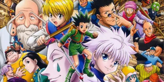 'Hunter x Hunter' is Making a Big Comeback in Japan