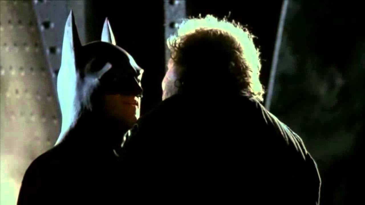 I'm Batman 1989 movie