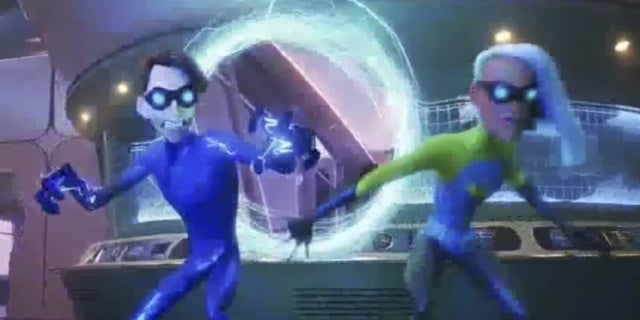 incredibles 2 new superheroes