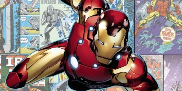 Invincible Iron Man 600