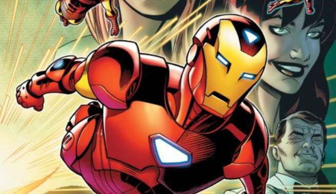 Invincible Iron Man #600 Review - Cover