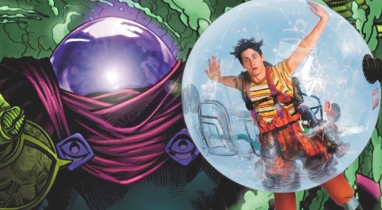 Internet Reacts To Jake Gyllenhaal As Mysterio In Spider Man Homecoming Sequel
