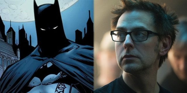 james gunn batman