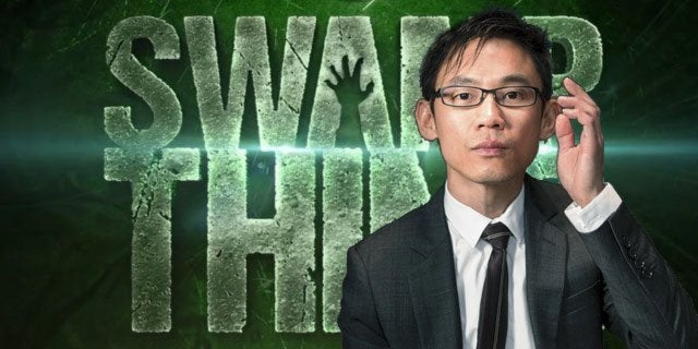 james wan swamp thing series