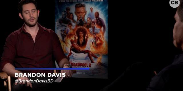 Josh Brolin Talks Deadpool 2 screen capture