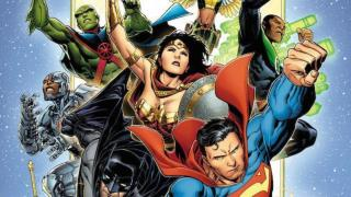 Justice League 2018 Relaunch Preview