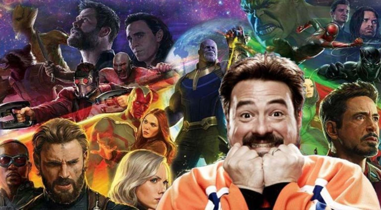 Kevin Smith Says Theres One Avengers Infinity War That He Didnt Buy