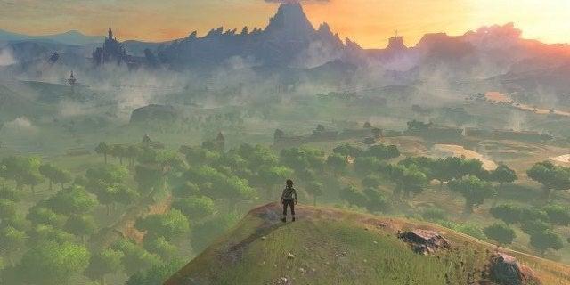 Legend of Zelda Returns