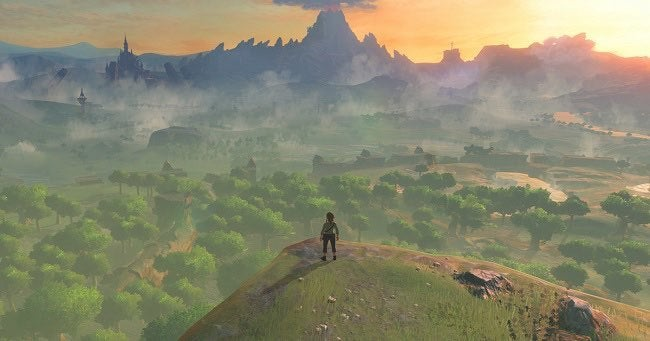 Nintendo Hiring Level Designer For The Legend Of Zelda Series