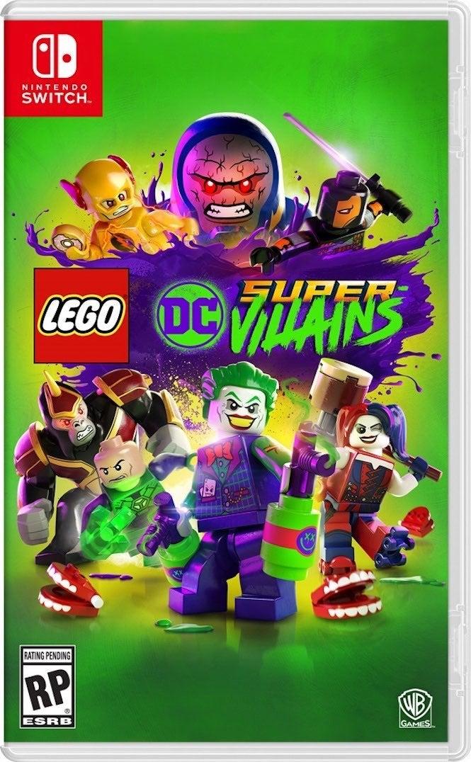 LEGO DC Super-Villains 2018 pc game Img-1