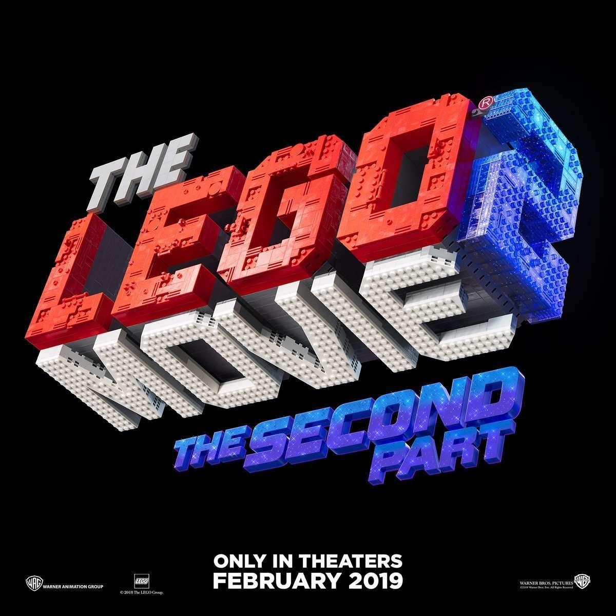 'The LEGO Movie 2' Logo, Subtitle Revealed