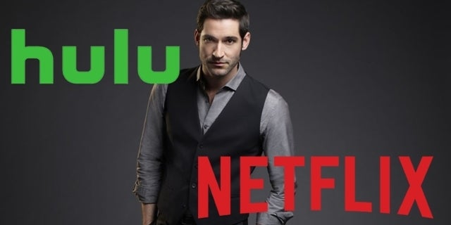 lucifer hulu netflix streaming