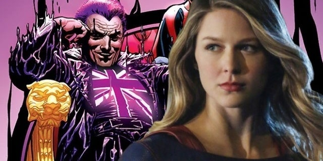 Manchester Black May Be Coming to 'Supergirl' Season 4