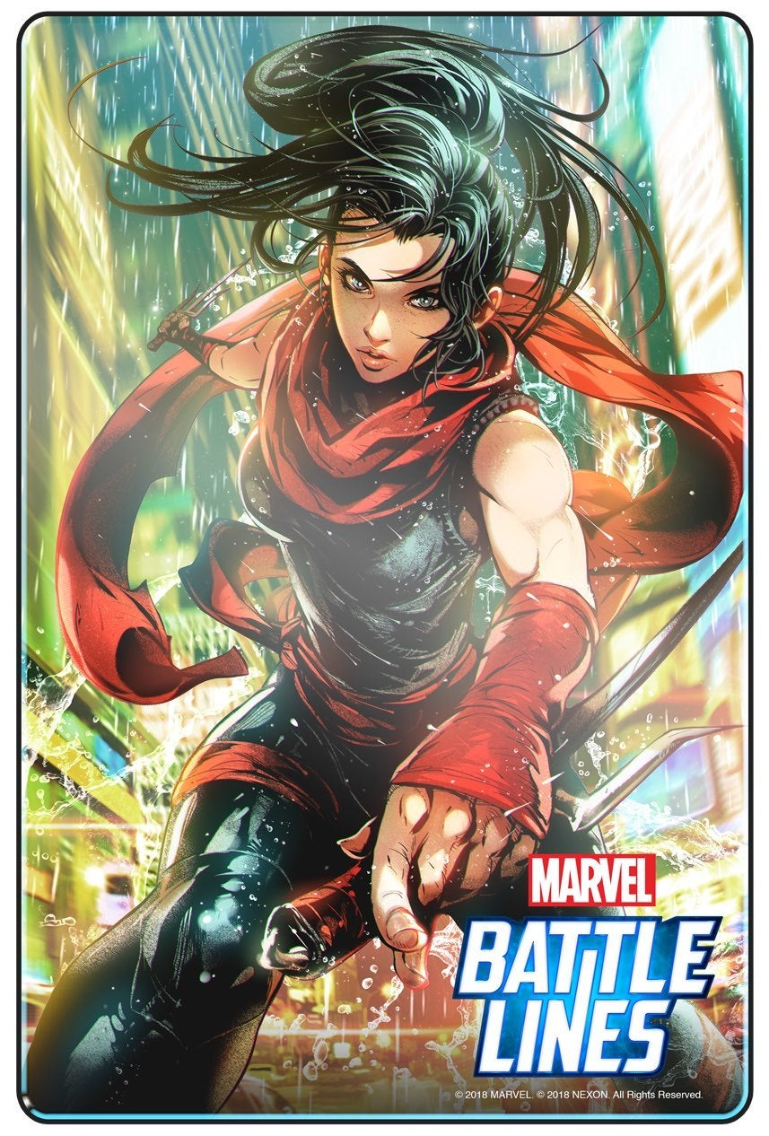 Marvel Battle Lines 2