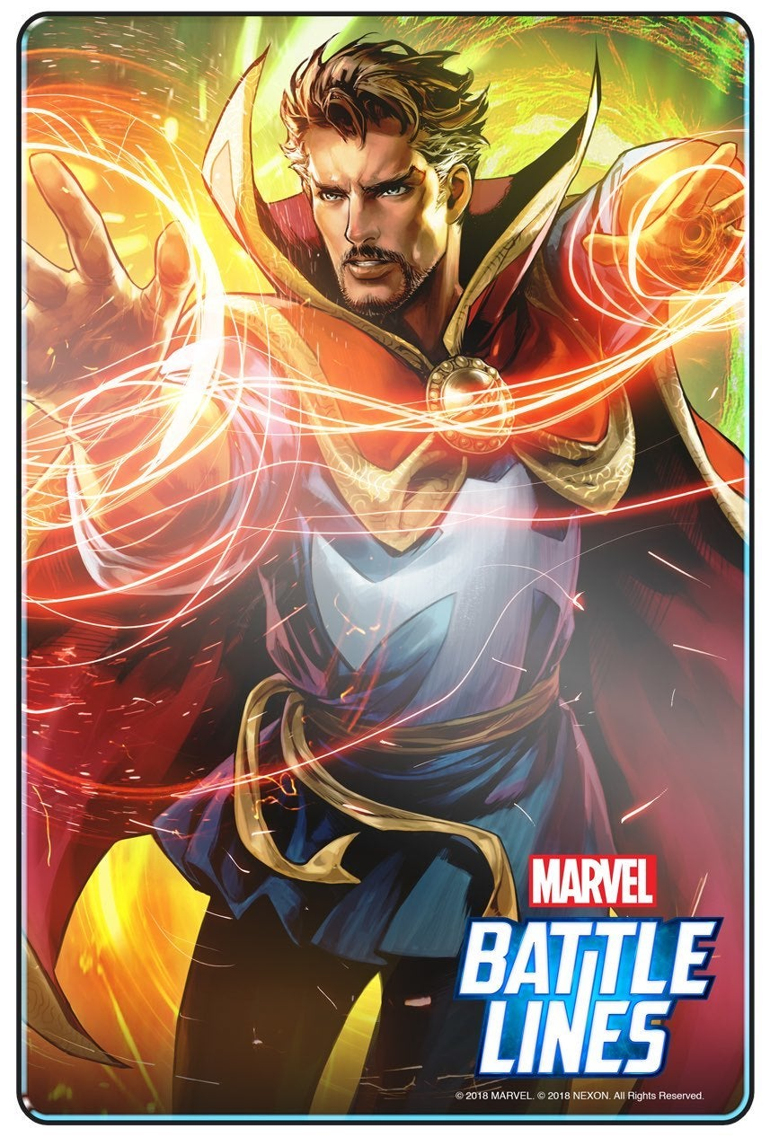 Marvel Battle Lines 3