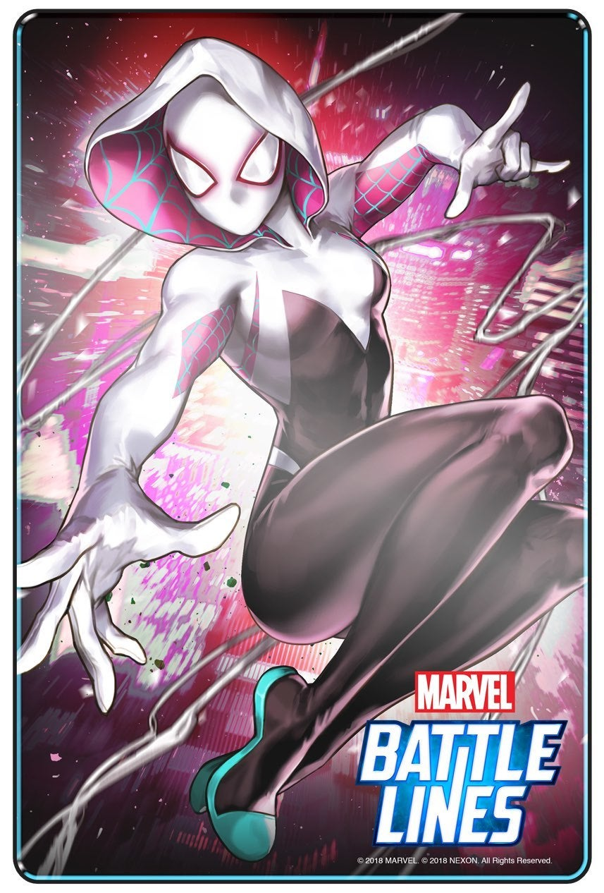 Marvel Battle Lines 4